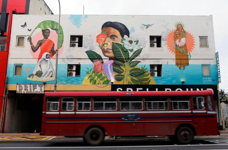 Drift Bnb Colombo best hostels in Sri Lanka