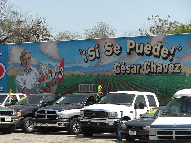 East Cesar Chavez Austin