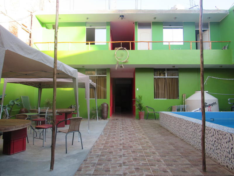 El Boulevard best hostels in Peru