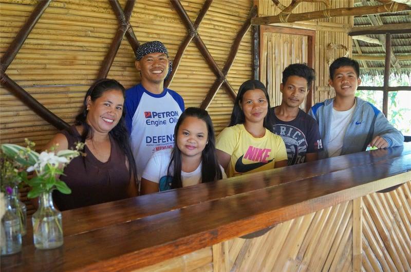 Erlittop Garden El Nido best hostels in The Philippines