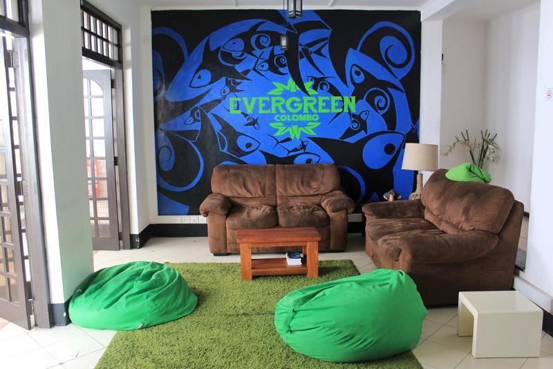 Evergreen Hostel best hostels in Sri Lanka