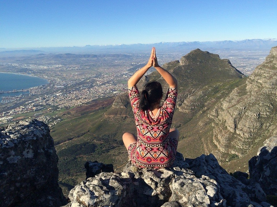 Female travel in Cape Town