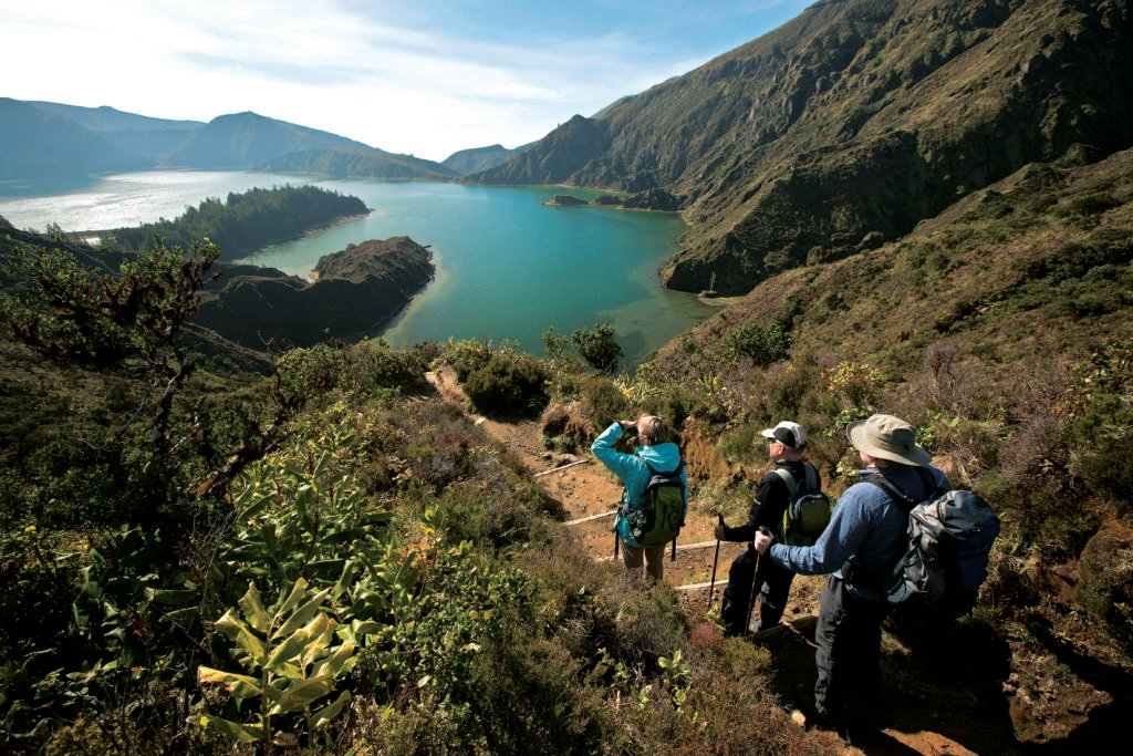 best hikes in sao miguel