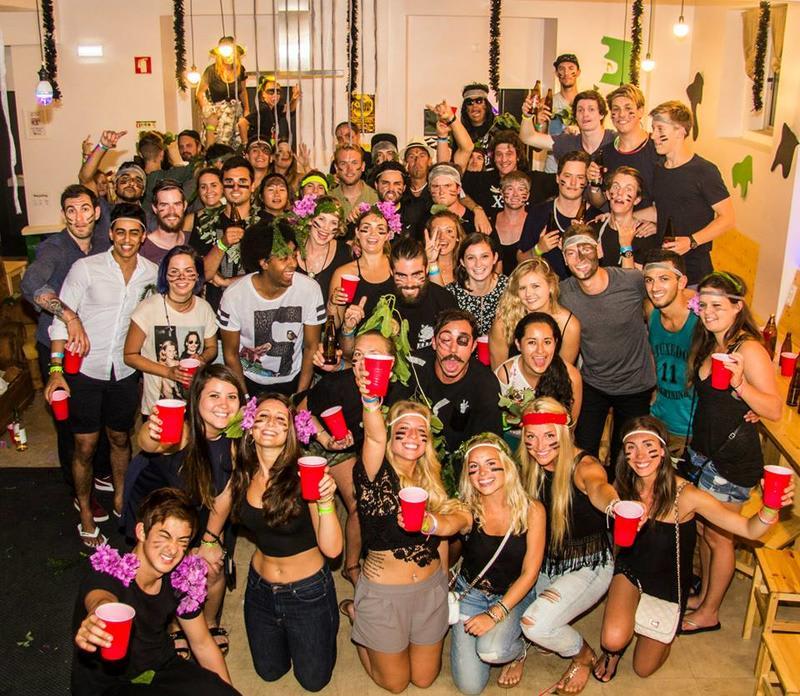 Best Party Hostel in Portugal - G-Spot Party Hostel
