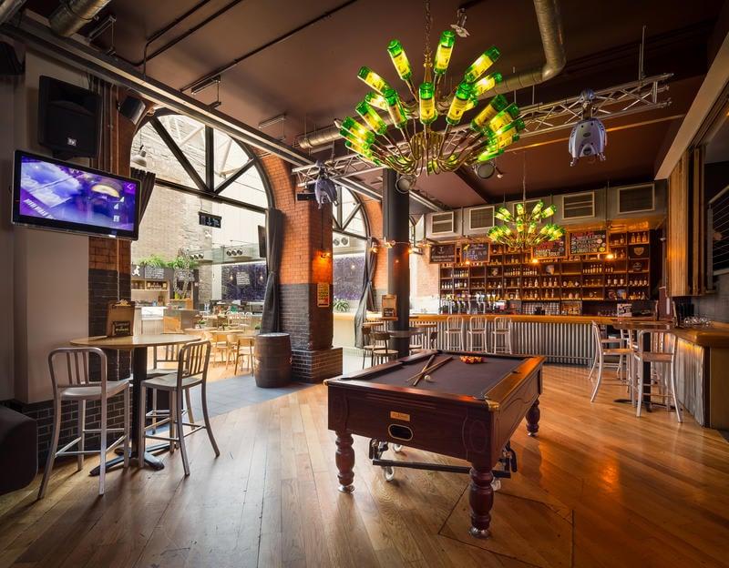 Best Party Hostel in Ireland - Generator Hostel Dublin (Dublin)