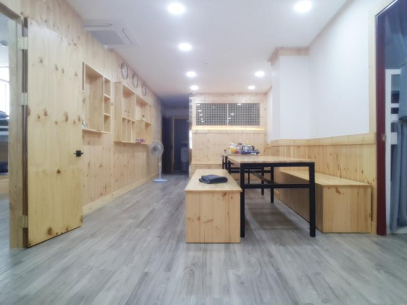 Go Hostel Daegu - top budget hostel in South Korea