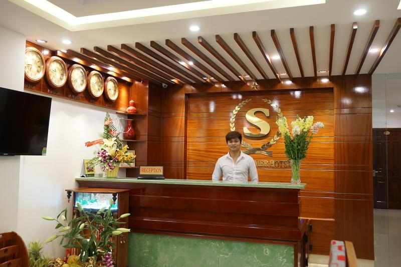 Gold Summer Hotel best hostels in Danang