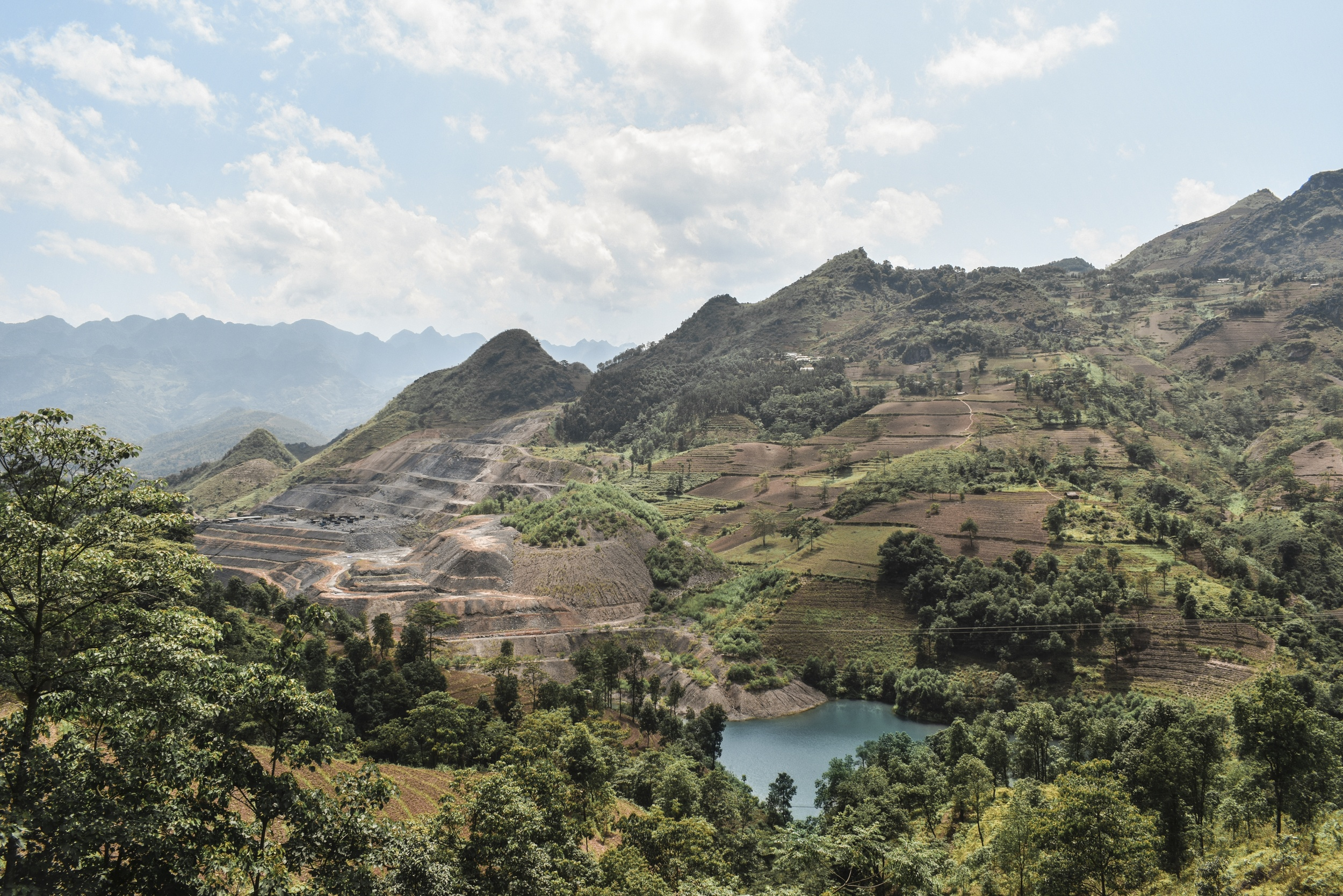 Ha Giang Loop views
