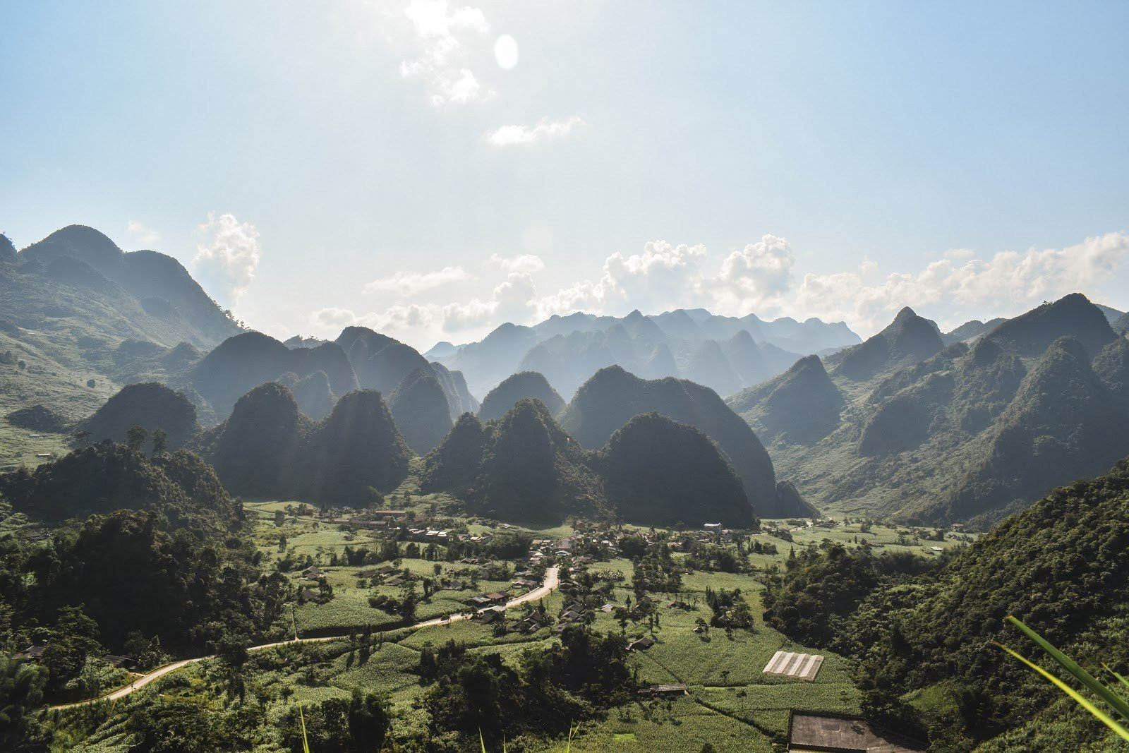 best views from the Ha Giang Loop in Vietnam