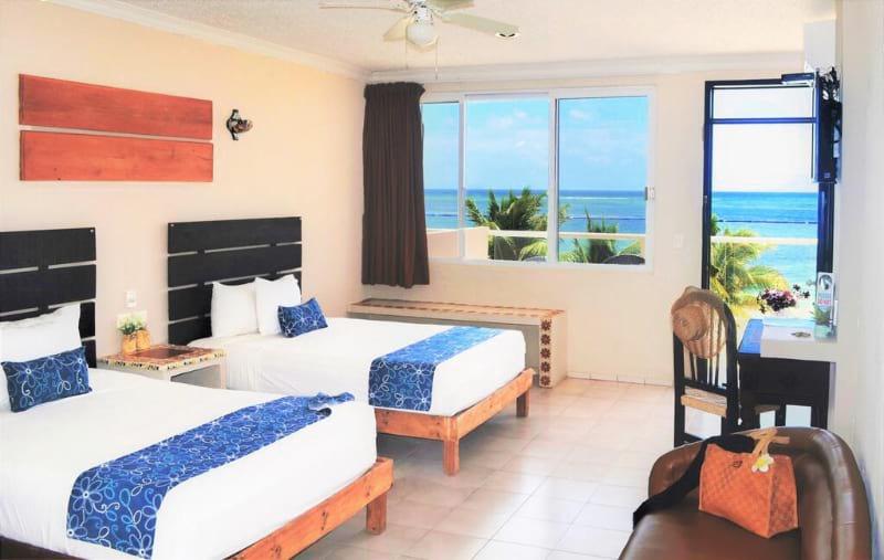 Hacienda Morelos Beach front Hotel