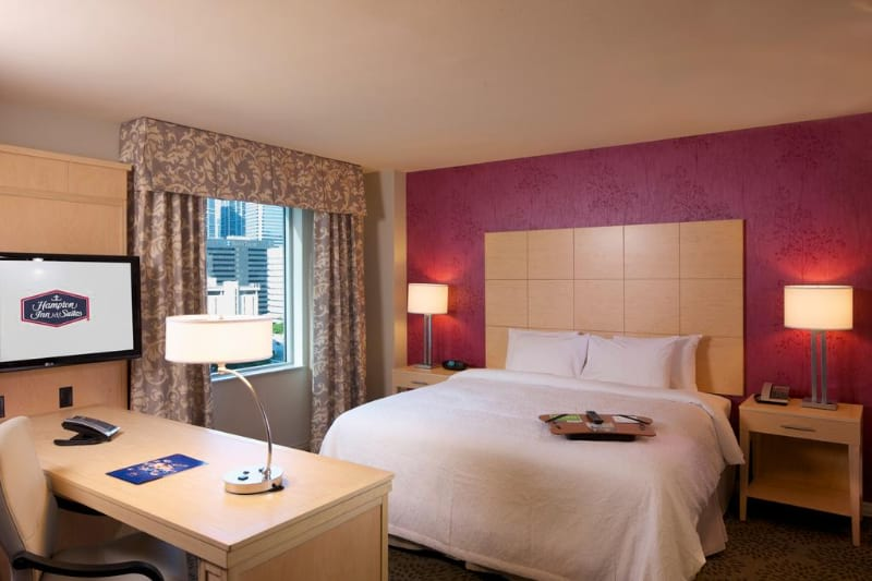 Hampton Inn and Suites Miami Downtown Brickell