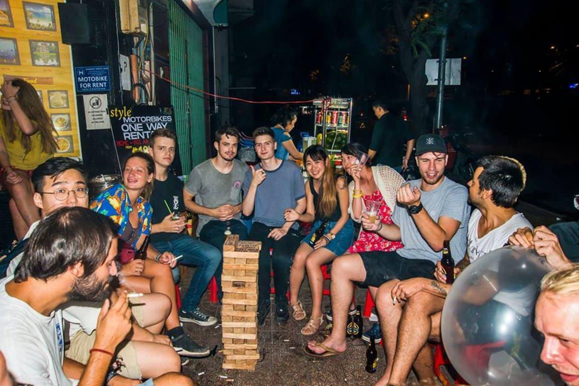 Hangout Hostel ICM best hostel in Vietnam