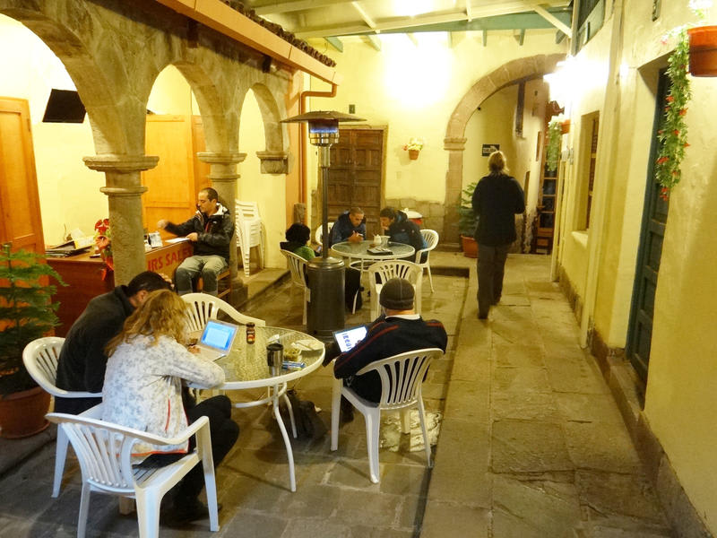 Hitchhikers Cusco Hostel best hostels in Peru