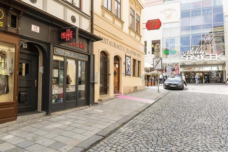 Hostel Mitte best hostels in Brno