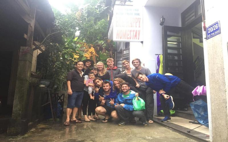 Hue Happy Homestay best hostels in Vietnam