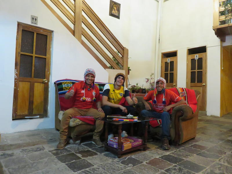 Inti Garden Cusco Boutique Hostel best hostels in Peru