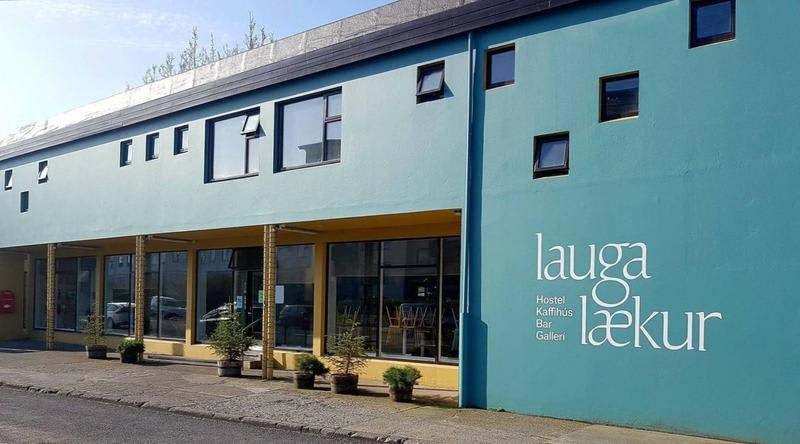 Laekur Hostel best hostels in Iceland