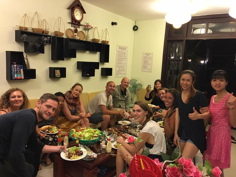 Lazy Bear Hostel best hostels in Vietnam