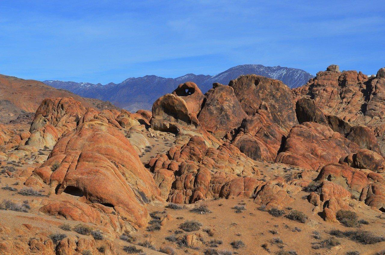 Lone Pine, Death Valley