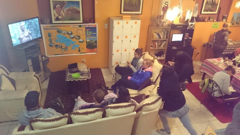 Lucky Your House best hostels in Peru