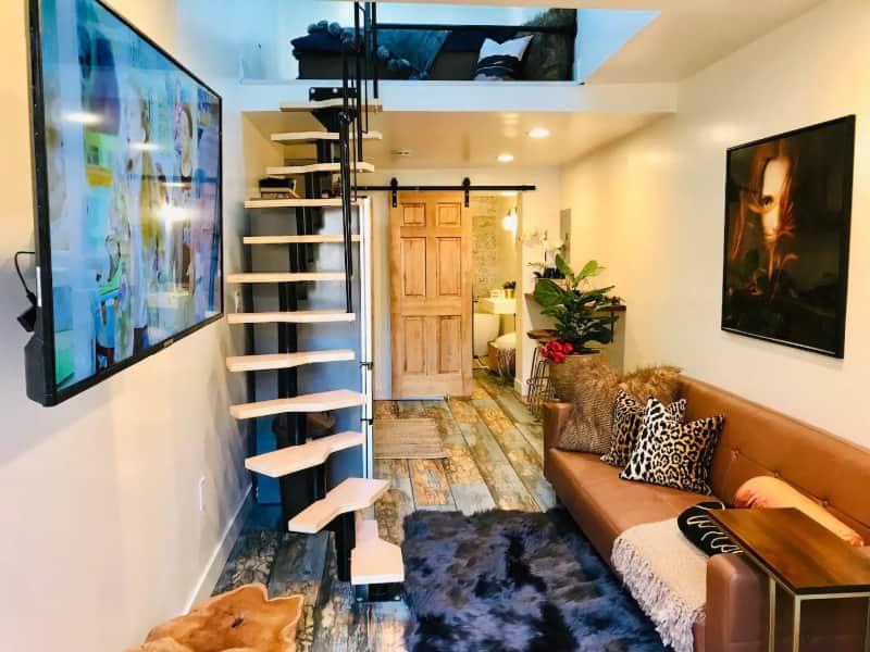 Luxury CITY Denver Tiny Hause