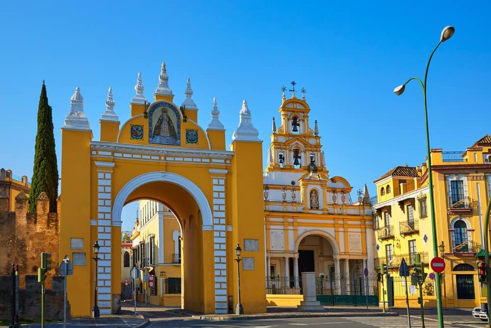 Macarena ttd Seville
