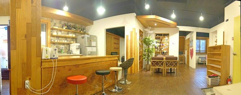 Melon Guesthouse - best cheap hostel in Busan