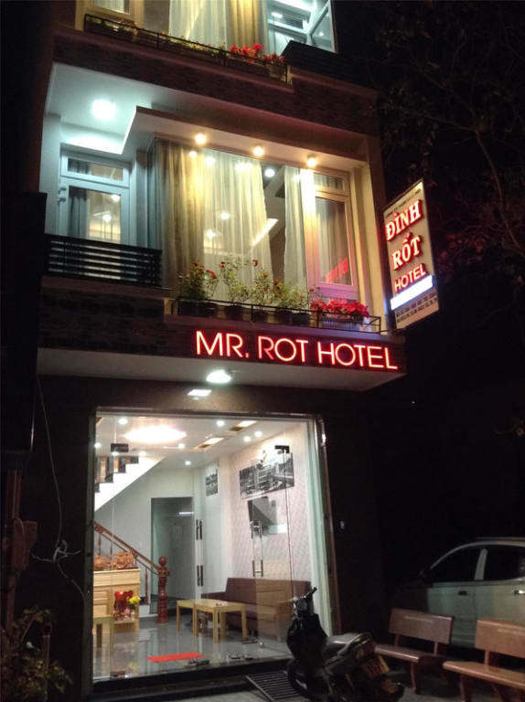 Mr Rots Secret Stay best hostel in Vietnam