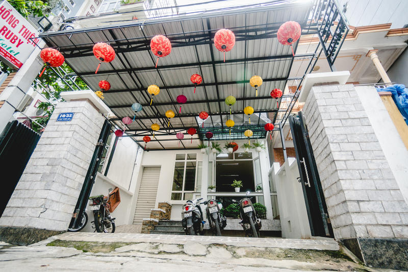 New Life Homestay best hostels in Vietnam