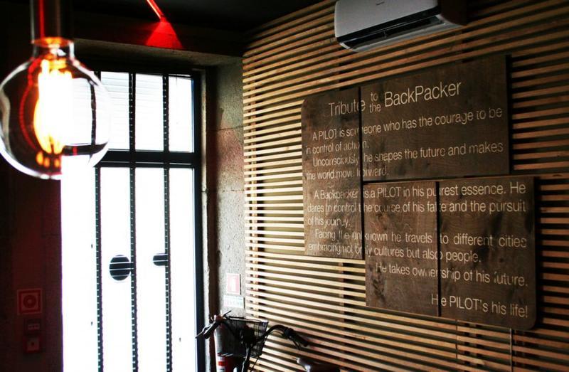 Pilot Design Hostel and Bar - top hostel in Porto