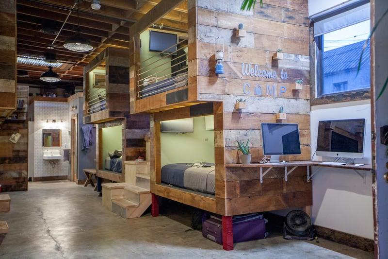 Podshare best hostels in Hollywood