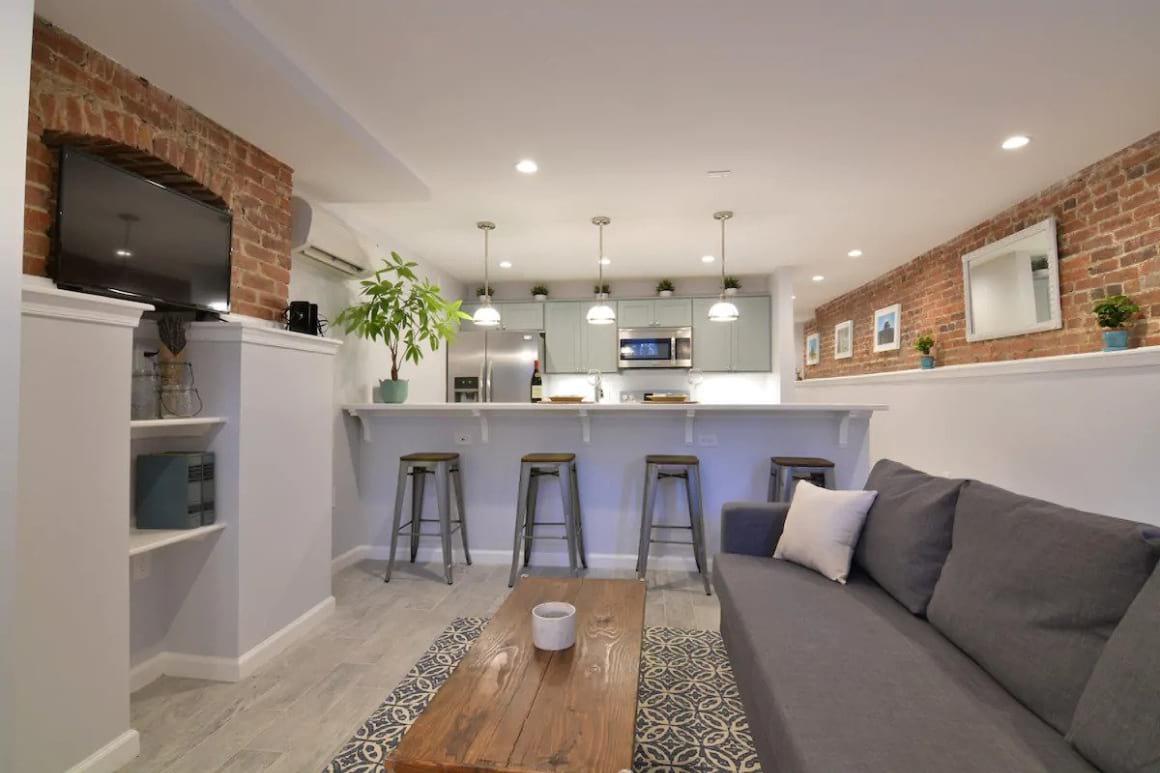 Stunning Basement Apartment