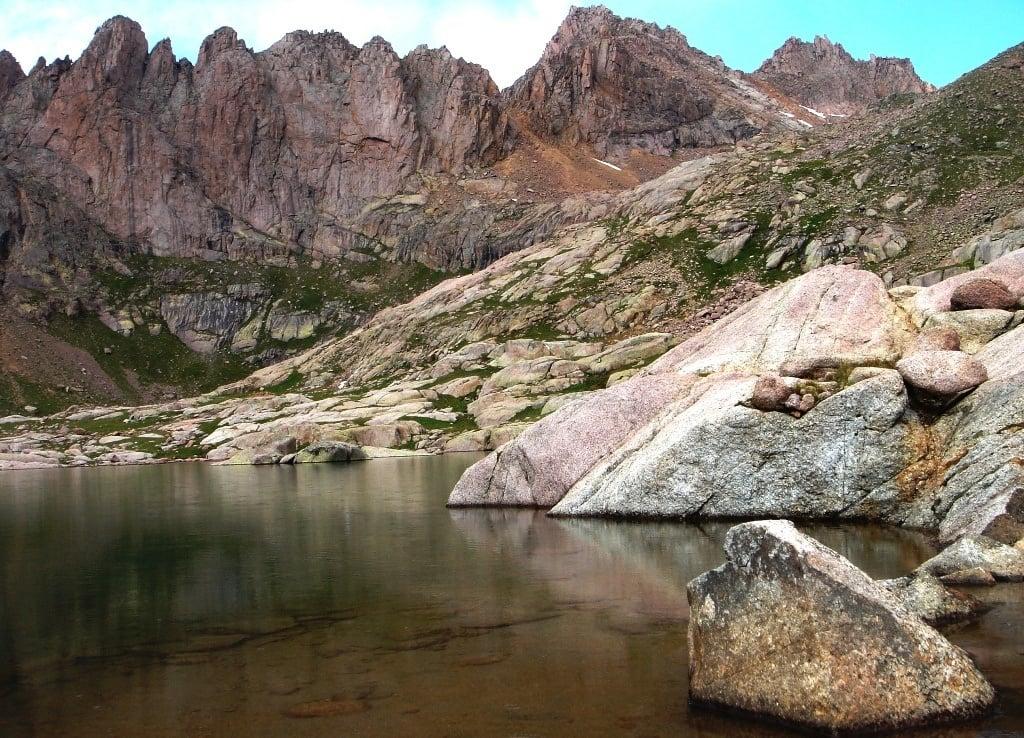 weminuche wilderness best colorado hikes