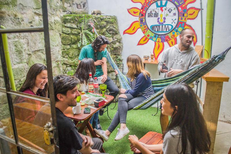Sunset House Hostel best hostels in Peru