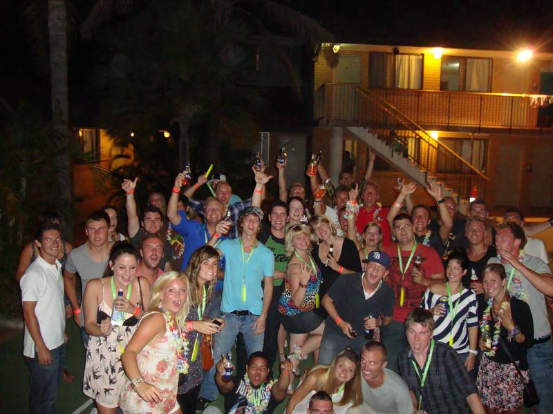 Surfers Paradise Backpacker Resort best hostels in Gold Coast