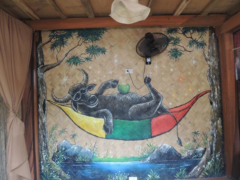 Swinging Carabao Hostel El Nido best hostels in The Philippines