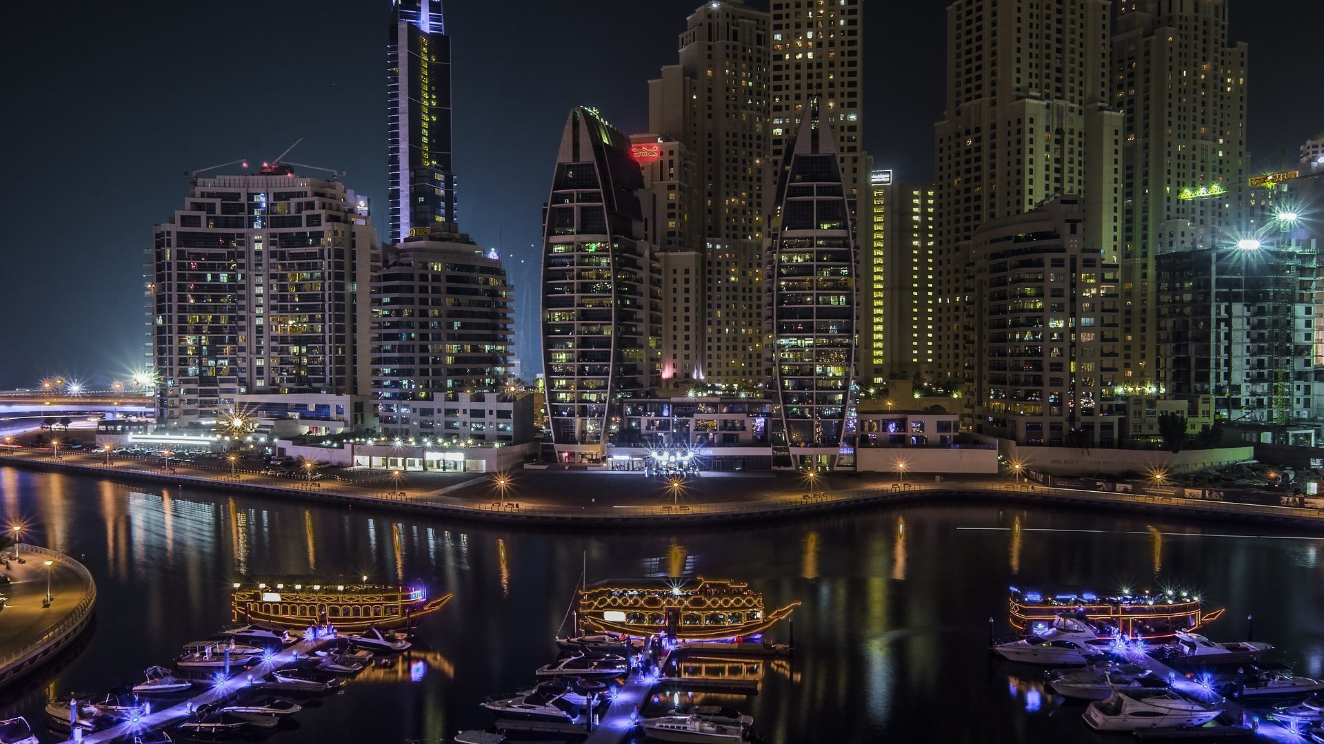 The Marina Neighborhood, Dubai