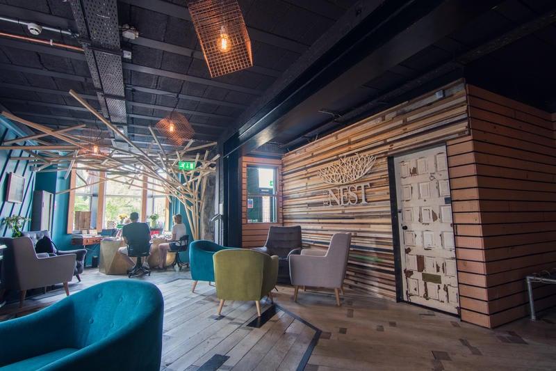 The Nest Boutique Hostel best hostels in Ireland