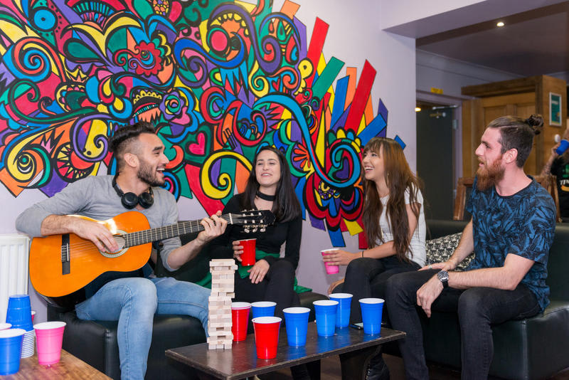 The Times Camden Place - the best hostel for couples in Ireland