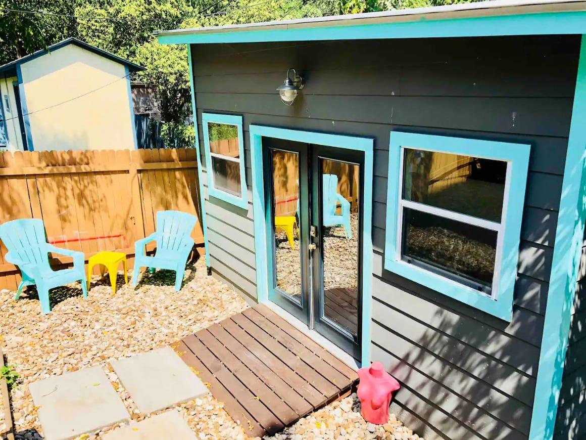 Tiny House Oasis