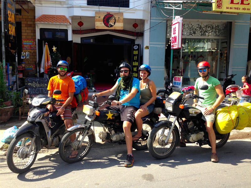 Tribee Cham best hostels in Vietnam