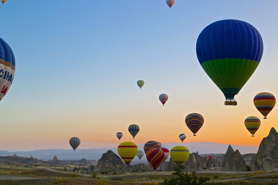 is turkey safe guide cappadocia