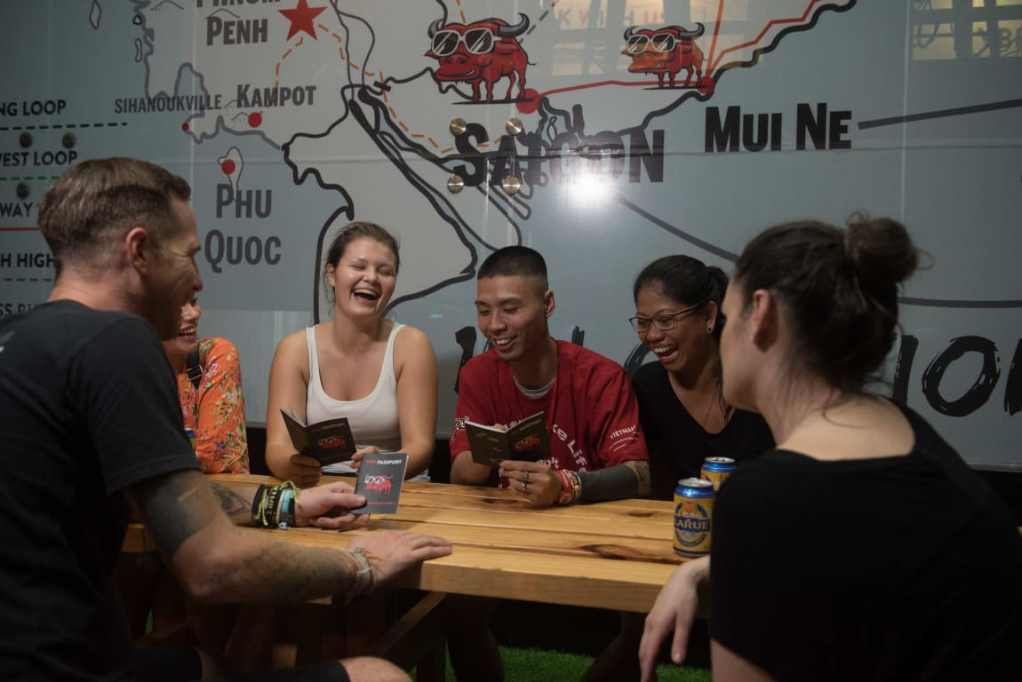 Vietnam Backpacker Hostels Saigon best hostels in Vietnam