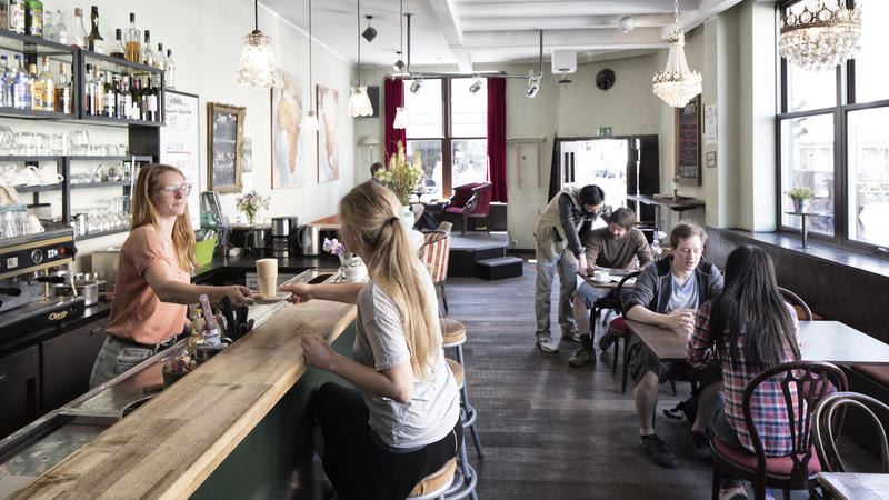Weltempfanger Backpacker Hostel best hostels in Germany