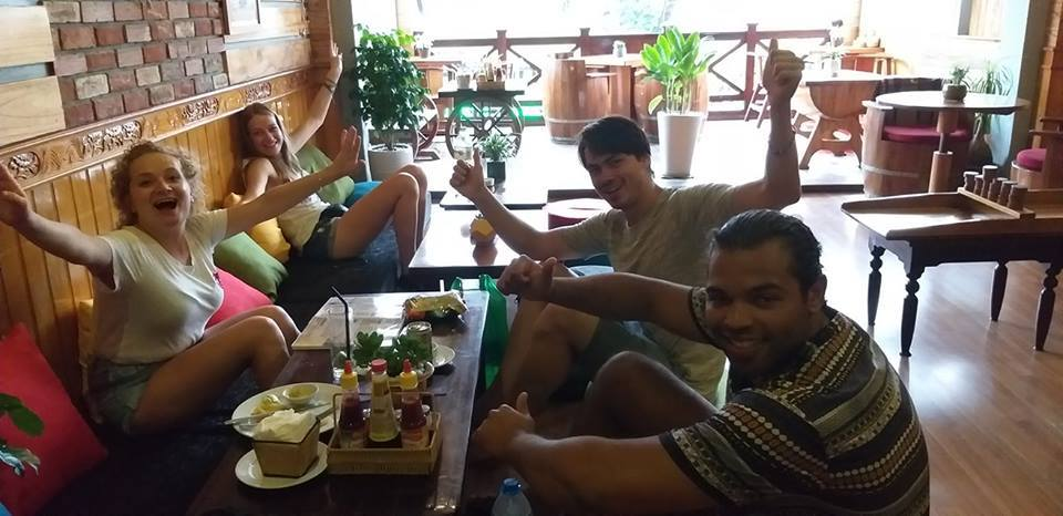 Why Not best hostels in Vietnam