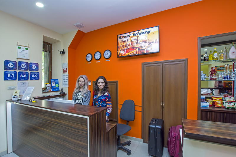 Yerevan Hostel best hostels in Yerevan