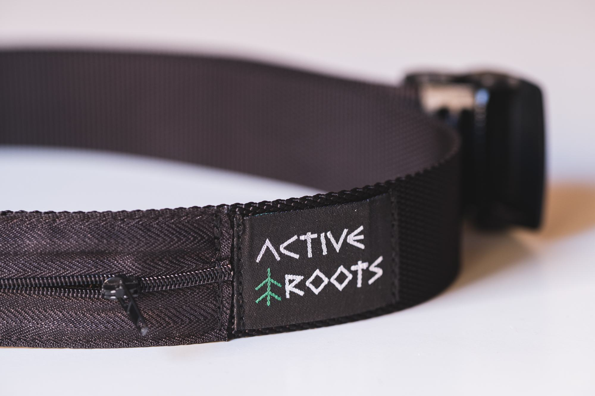 Active Roots Security Belt - what to bring backpacking to keep your money safe