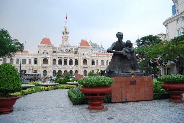 Backpacking Ho Chi Minh CIty