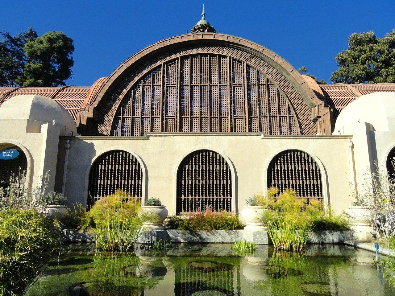 balboa park botanic gardens