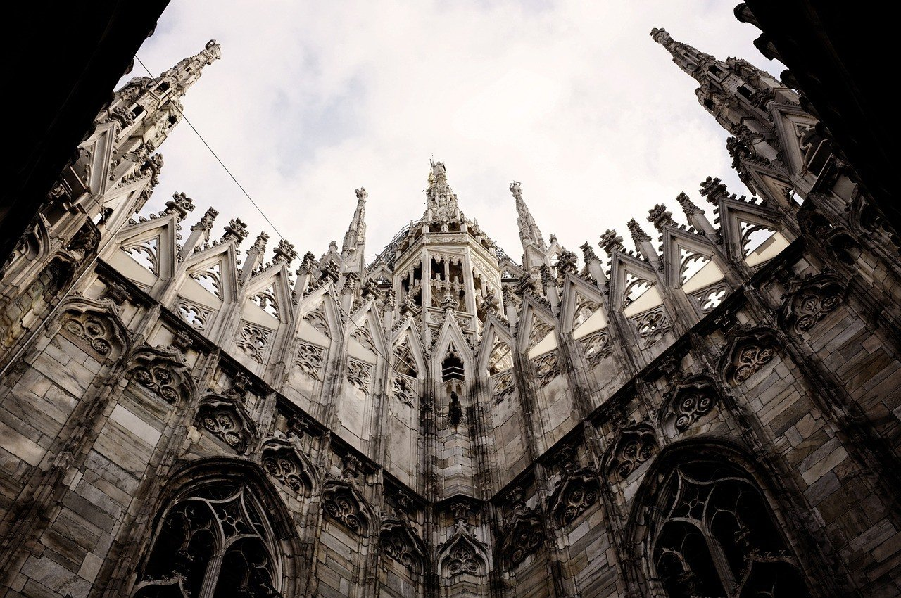top things to do in Milan: Milan Duomo